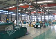 马鞍山s11油浸式变压器生产线